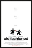 Old Fashioned Posters