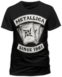 Metallica - Dealer T-shirts