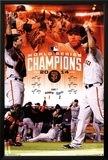 San Francisco Giants - 2014 World Series Celebration Posters
