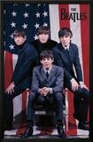 The Beatles - Flag Lámina