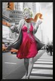 Jadei Graphics - Monroe New York Walk Prints