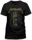 Metallica - Hetfield Iron Cross T-shirts