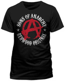 Sons Of Anarchy - Symbol T-Shirt