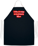 I'D Tell You The Recipe Apron Apron