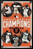 San Francisco Giants - 2014 World Series Champions Print
