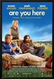 Are You Here Posters