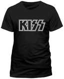 KISS - Basic Logo T-shirts