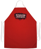 Call The Fire Dept Apron Apron