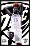 Oklahoma City Thunder - K Durant 14 Prints