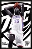 Oklahoma City Thunder - K Durant 14 Prints