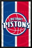 Detroit Pistons - Logo 14 Posters