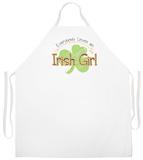Irish Girl Apron Apron