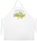 Irish Girl Apron Apron