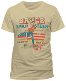 Bruce Springsteen - Tour Camisetas