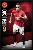 Manchester United Falcao 14/15 Posters