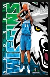 Minnesota Timberwolves - A Wiggins 14 Prints