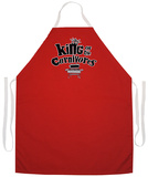 King Of The Carnivores Apron Forkle