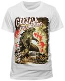 Godzilla - Japanese Poster T-Shirt