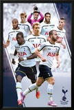 Tottenham Players 14/15 Prints