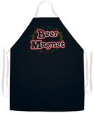 Beer Magnet Apron Forkle