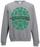 Crewneck Sweatshirt:Teenage Mutant Ninja Turtles - Shell T-shirts