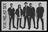 You Me At Six - Band Print