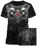 Dream Theater - Double Skull T-Shirts