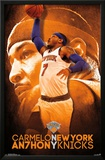 New York Knicks - C Anthony 14 Prints