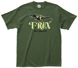 T-Rex High Fives Tee T-shirts