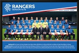 Rangers Team 14/15 Photo