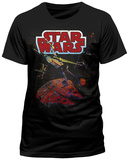 Star Wars - Xwing Gradient T-Shirts