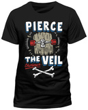 Pierce The Veil - Skatedeck Vêtements