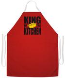 King Of The Kitchen Apron Apron
