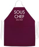 Sous Chef Apron Forklæde