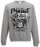 Crewneck Sweatshirt:Fall Out Boy - Skull T-Shirt