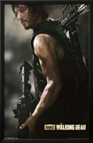 The Walking Dead - Daryl Bow Poster