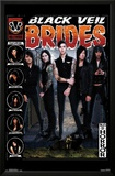 Black Veil Brides - Tales Of Horror Prints