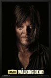 The Walking Dead - Daryl Shadow Posters