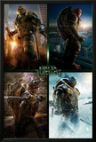 Teenage Mutant Ninja Turtles Movie - Quad Posters