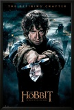 The Hobbit - Battle of Five Armies Bilbo Poster