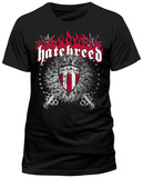 Hatebreed - Skull And Maces T-Shirts