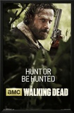 The Walking Dead - Hunt Posters