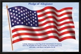 Pledge Of Allegiance Fotografía