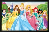 Disney Princess - Group 2015 Posters