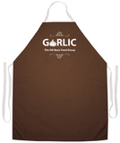 Garlic Food Groups Apron Apron
