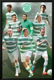 Celtic Players 14/15 Posters