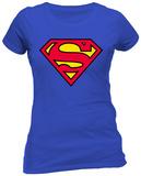 Juniors: Superman - Logo Koszulki