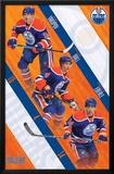 Edmonton Oilers - Trio 14 Prints