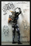 Chappie - Teaser Posters
