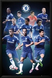 Chelsea Collage 14/15 Poster
